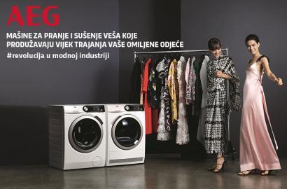 AEG mijenja navike u njezi odjeće
