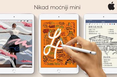 Apple iPad mini 5 - Nikad moćniji mini