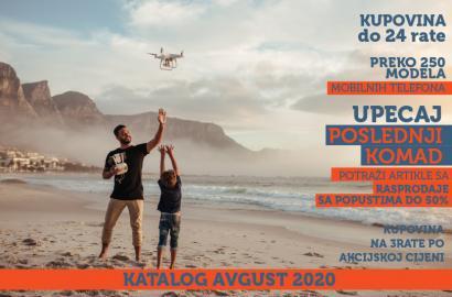 AVGUST 2020 katalog