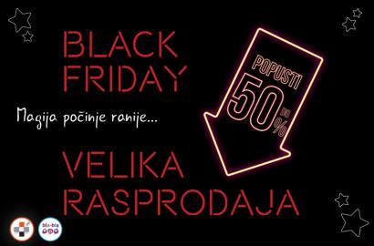 Black Friday SPECIJAL