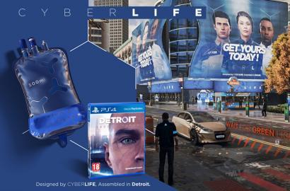 Detroit:Become Human PS4 priča koju nećete moći da odigrate samo jednom