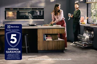 Electrolux promocija