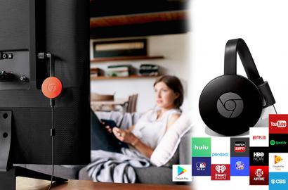 Google Chromecast 2 neograničena zabava