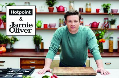 Hotpoint & Jamie Oliver - idealni partneri!