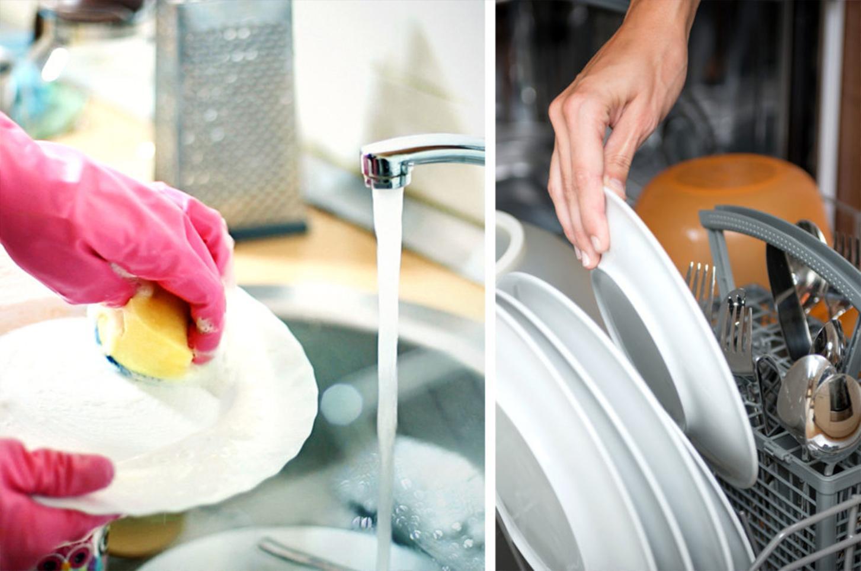 Izbjegavajte ručno pranje posuđa - evo i zašto!