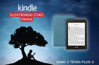 Kindle elektronski čitači - NOVA isporuka