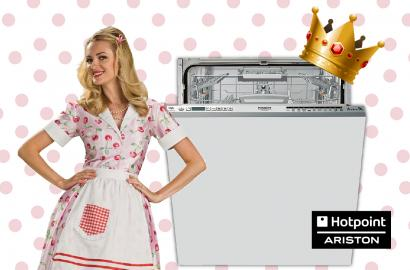 Kraljica među mašinama za pranje posuđa!