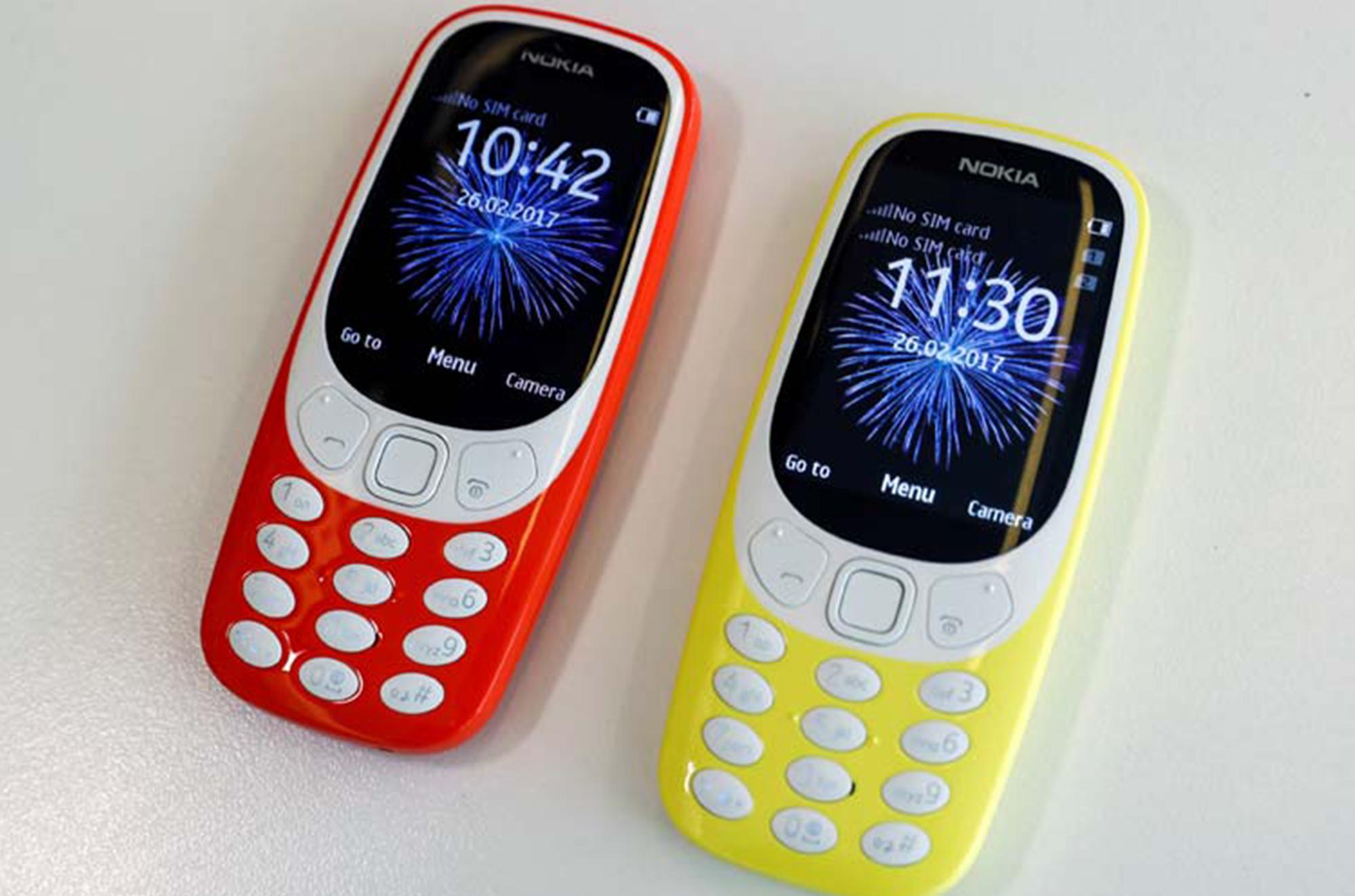 Nokia 3310 - legenda među telefonima se vraća!