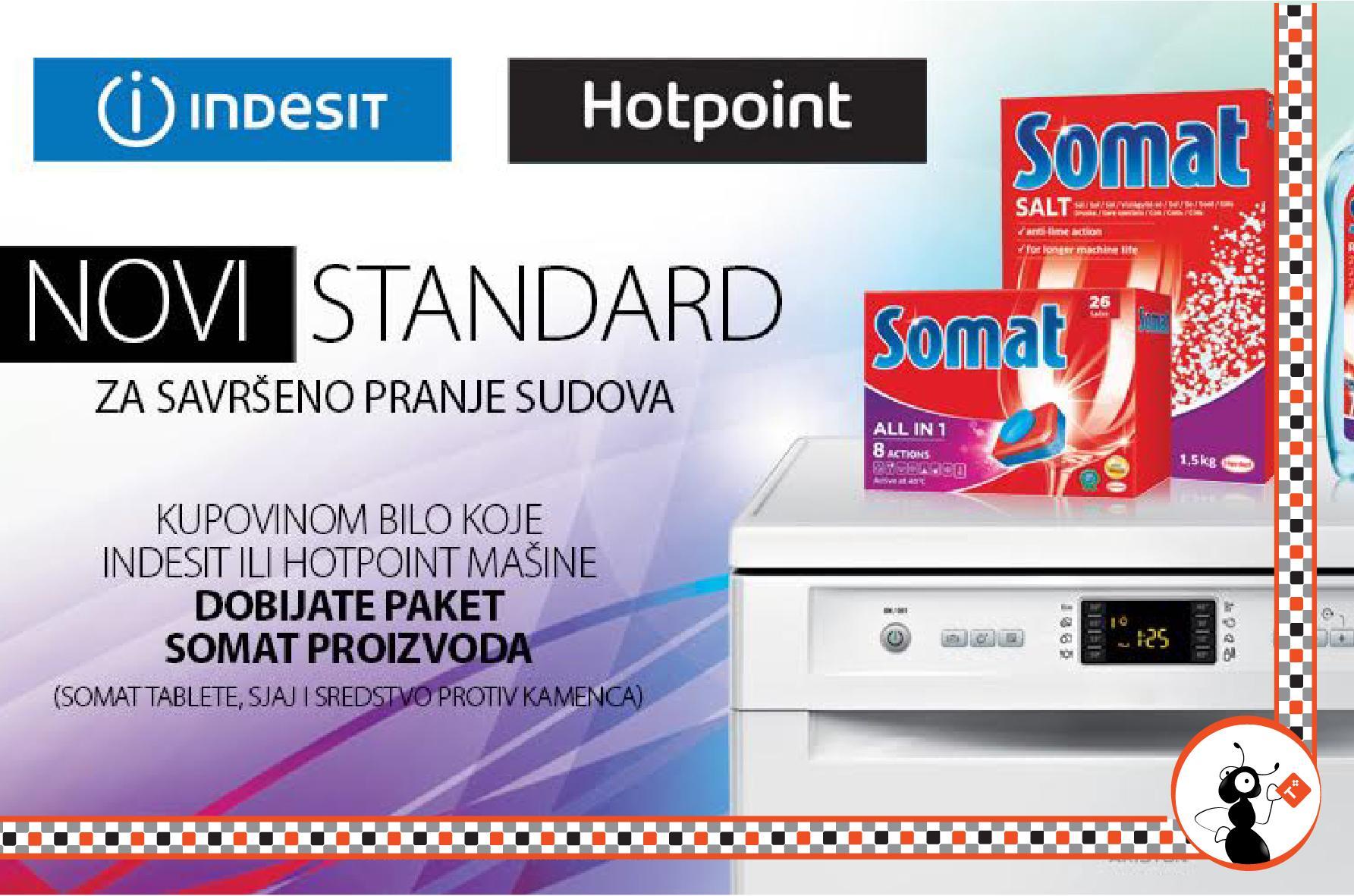 NOVI standard za savršeno pranje sudova