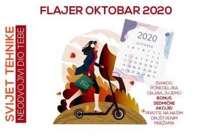 OKTOBAR 2020 katalog