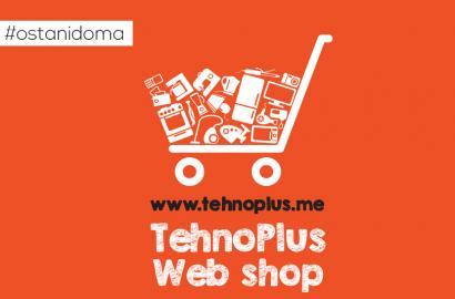 Ostani doma, kupuj preko WEB shop-a