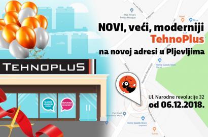 Otvorena nova prodavnica u Pljevljima