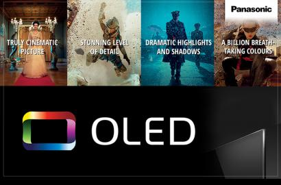 Panasonic OLED - slika na nivou Holivuda