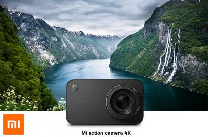 Pogledaj svijet iz drugog ugla - Xiaomi Mi action camera 4K
