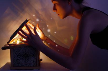 Primjećujete li magiju oko Vas ?