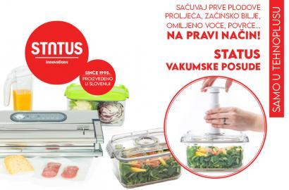 Sačuvaj namirnice-STATUS!