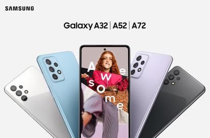 NOVA Galaxy A serija