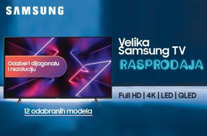 VELIKA Samsung TV RASPRODAJA!